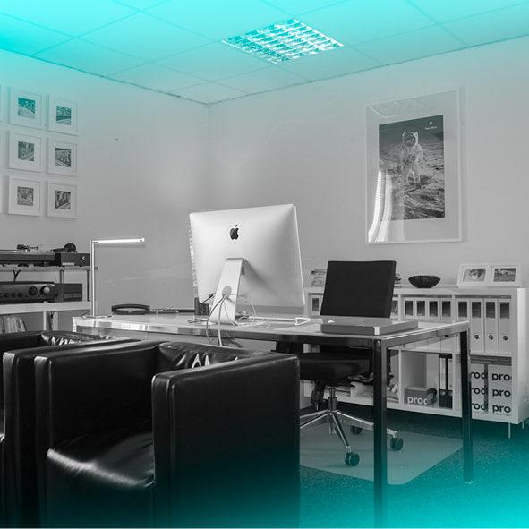 Sefrin & Partner - Karl Geistlichs Büro I
