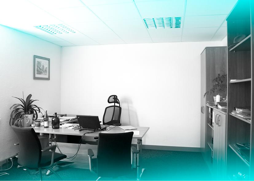 Ulf Steibers Büro